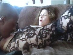Hot grandma squirting while get clit discouraged and fingered