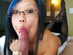 Tight-fisted Asian Hooker And Amazing Ending