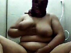 Bbw Fett arabisches auf Webcam