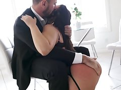 Inked PAWG Ivy Lebelle needs her lover's dick like she needs a fresh air
