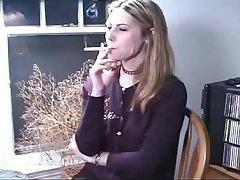 Smoker Shana Smoking Compilation