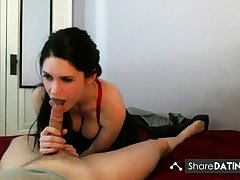 bunnybutt has intense sexual intercourse with a strange man who pays her