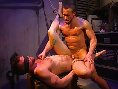 Two best friend gay lovers find worthwhile helpless sexual intercourse at hand just deserts