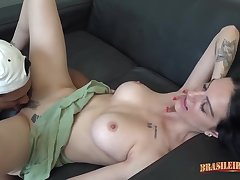 Brazilian Bitch Isabel Fornicateed Immutable In Th - hard sex