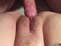 Watch our closeup film of pussy fucking and cum in pussy